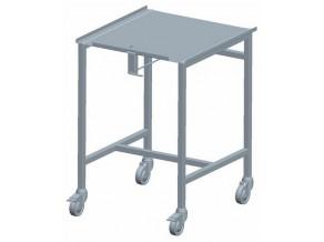 Table mobile 16 niveaux + rehausse de 65 mm